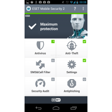 ESET MOBILE SECURITY FOR ANDROID V2